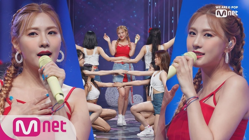 [OH HAYOUNG - Don't Make Me Laugh] Solo Debut Stage | M COUNTDOWN 190822 EP.631