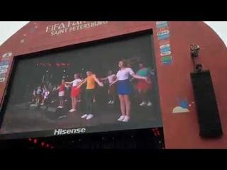 LOENGREEN - Ole Ola ЧМ по футболу 2018