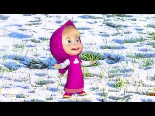 ## Первый Снег ## Маша с ## Красивой Очаровательной ## песней в Стиле Ласковый Май !!!  ##