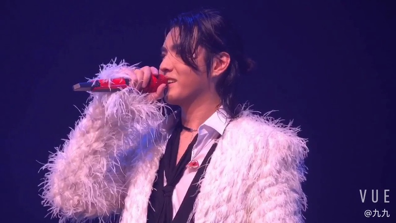 190525 Kris Wu - Time Boils the Rain 时间煮雨 Performance at Alive Tour in Chongqing