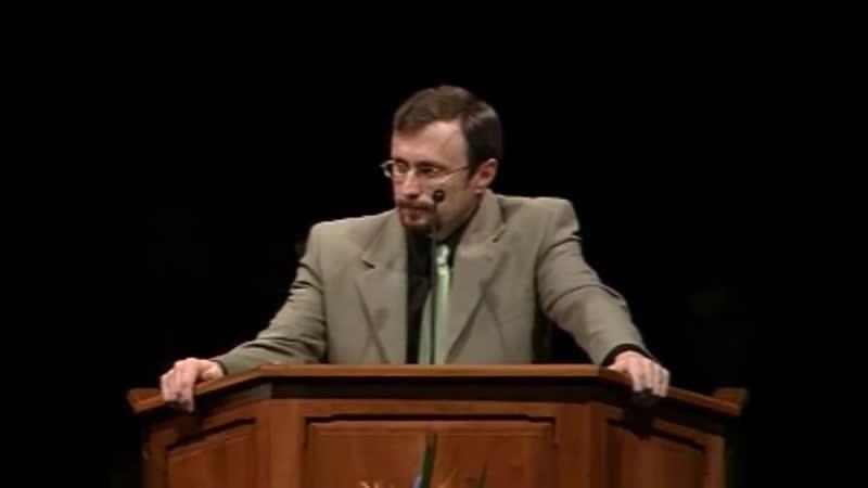 Одна из самых лучших проповедей А. Коломийцева _ 2007 г. ( 720 X 1280 )