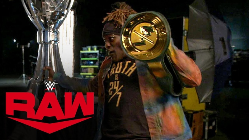 R-Truth regains the 24/7 Title from Kyle Busch: Raw Exclusive, Dec. 2, 2019