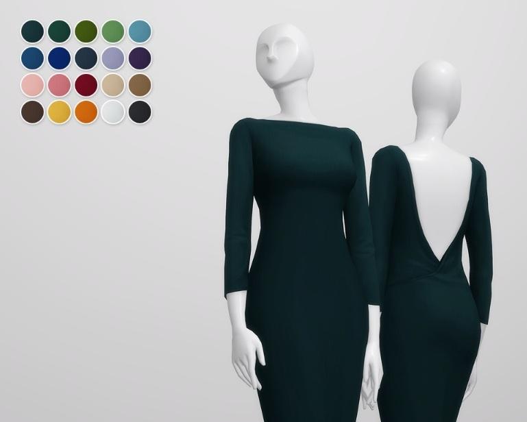 Повседневная одежда (платья, туники) - Страница 55 BCWupwr8DKc