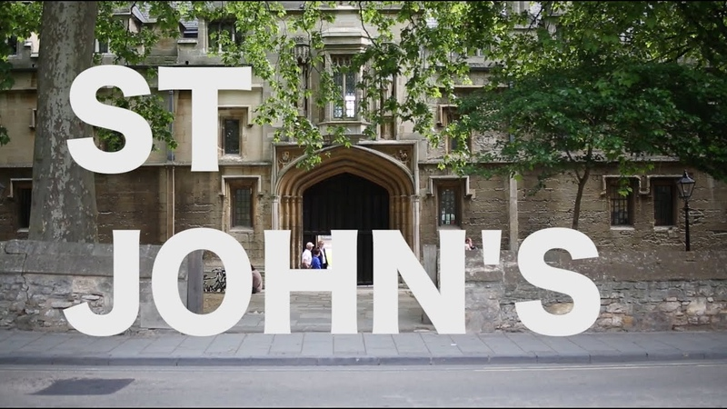 Welcome to St John's College Oxford