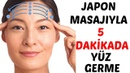 JAPON MASAJIYLA AMELİYATSIZ Yüz Germe