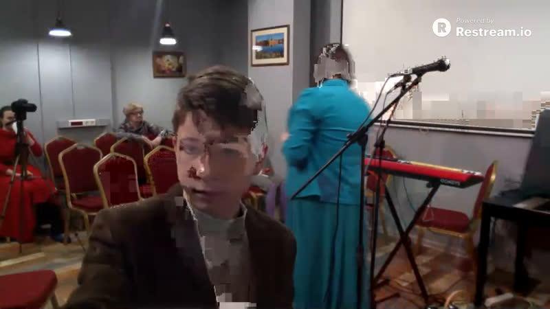 Виктор Золотоног live via