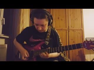Joe Satriani - Crystal Planet cover by Oleg Yakovlev (Playthrough)