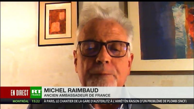 Remise en cause scientifique de l'attaque au gaz sarin en Syrie : l'analyse de Michel Raimbaud
