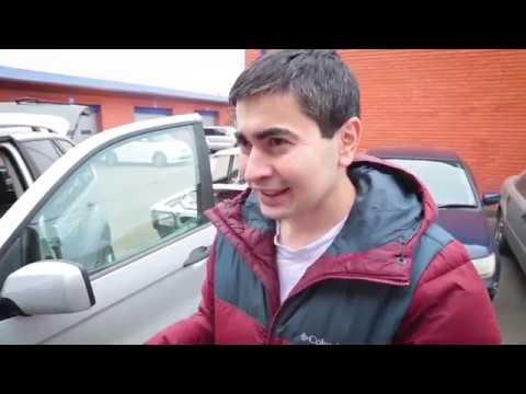 BMW X5 с мотором от Приоры! Первая поездка! Она едет