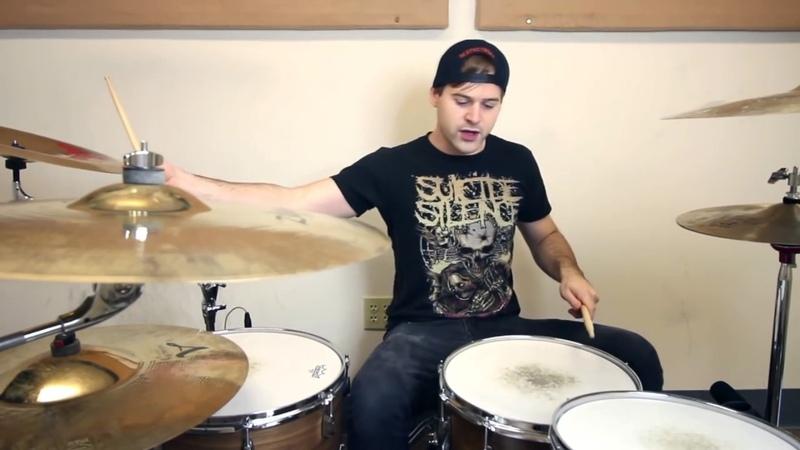 Что говорят начинающие барабанщики JARED DINES RUS