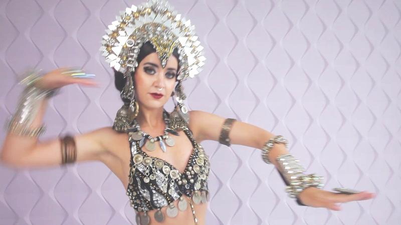 Kira Lebedeva aka Habibi Lal @ Indian Fusion 2019