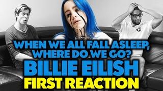 BILLIE EILISH - WHEN WE ALL FALL ASLEEP, WHERE DO WE GO? REACTION/REVIEW (Jungle Beats)