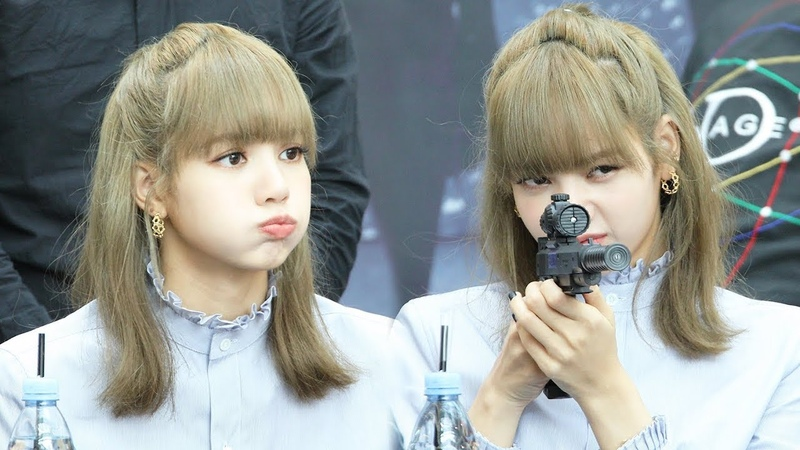 BLACKPINK Lisa, Moment 블랙핑크 리사, 모먼트 [포토북발매기념팬사인회] 4K 직캠 by 비몽