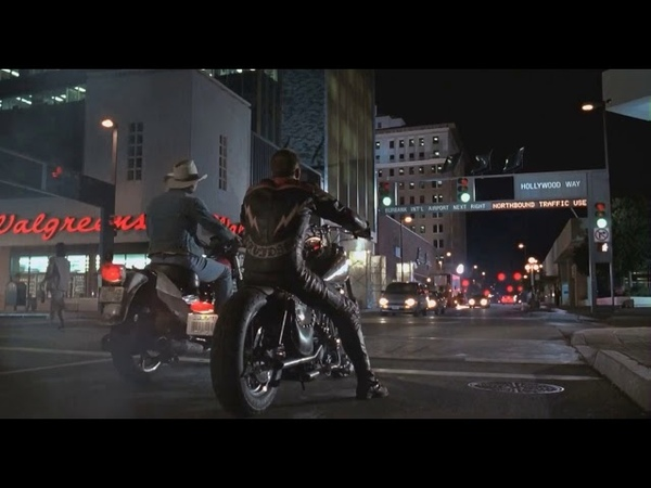 Running Wild Raw Ride 1987