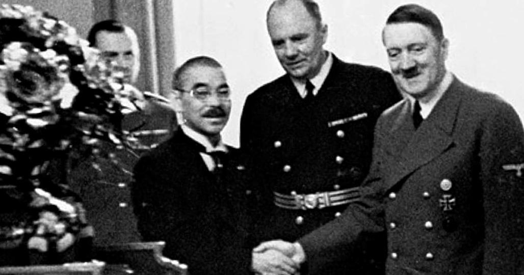 Японцы и Гитлер