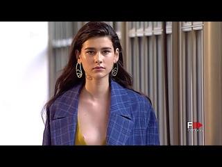 ANGEL SCHLESSER MBFW Spring Summer 2019 Madrid - Fashion Channel