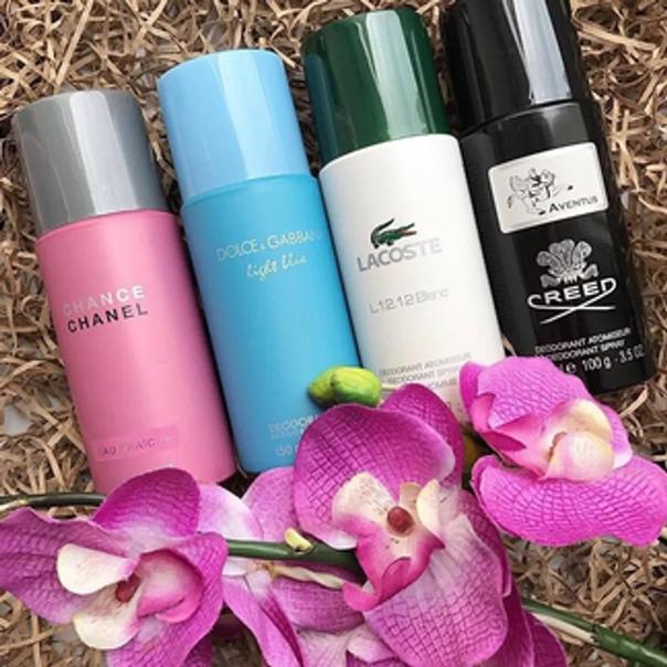 Купить парфюмированный дезодорант на летишопс минеральной косметики в москве купить