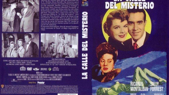 Cine Intriga-La calle del misterio *1950*