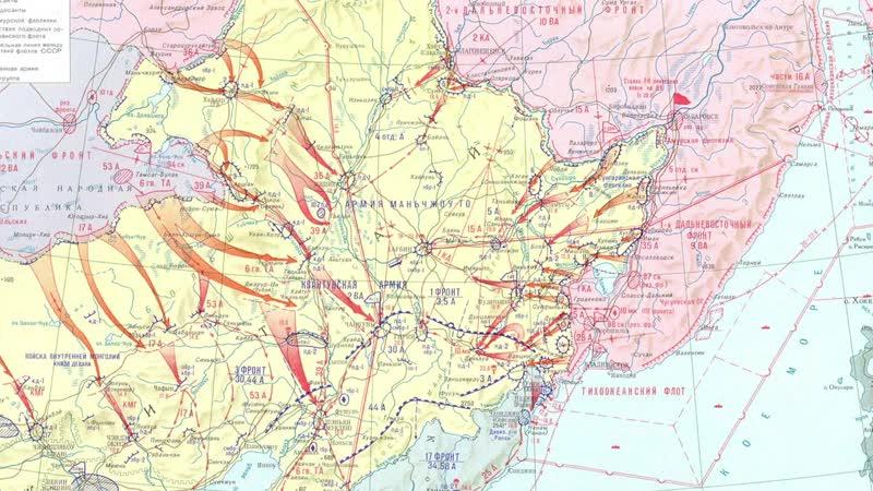 Японская Империя. Последствия второй мировой войны. Ядерные удары по Хиросиме и Нагасаки