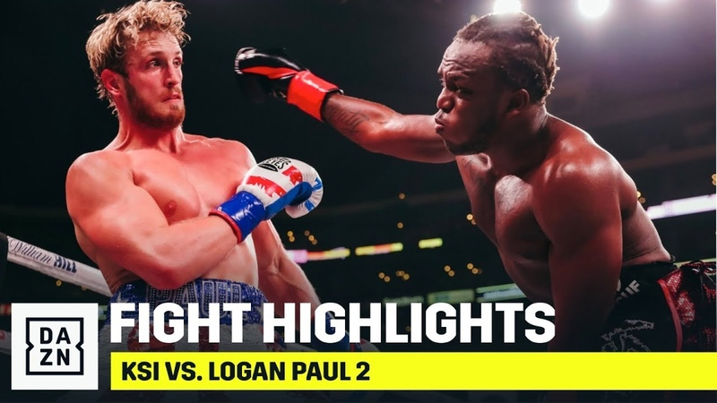 HIGHLIGHTS   KSI vs. Logan Paul 2