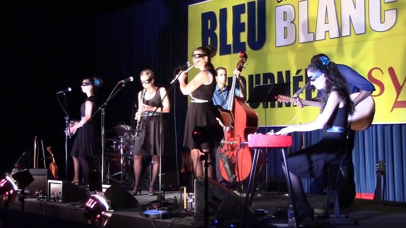 Les Brigandes Concert entier au weekend Bleu Blanc Rouge de Synthèse Nationale 13 10 2019