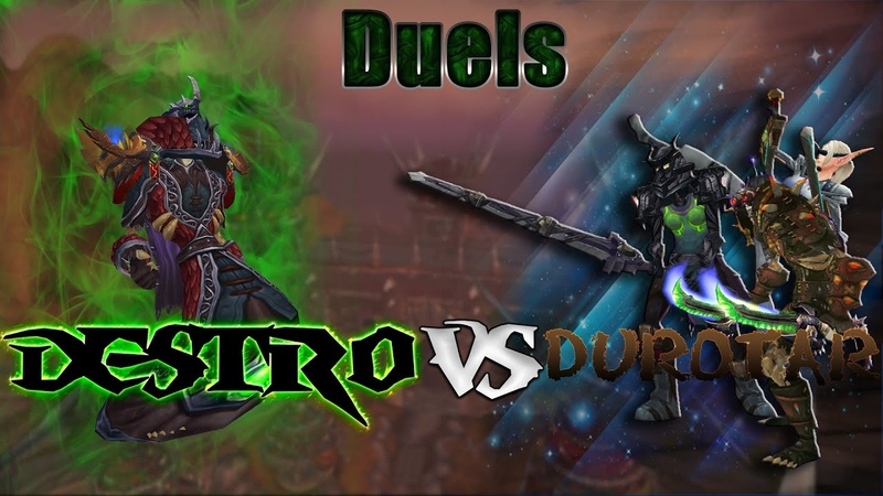 [WOD]Destro Warlock PvP 6.1 [Duels]