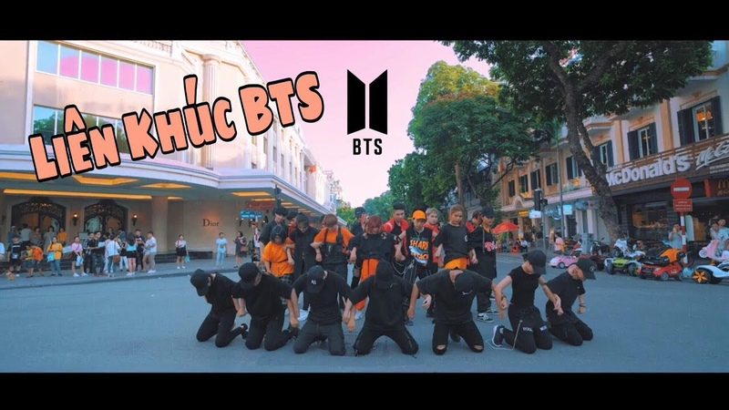 [KPOP IN PUBLIC CHALLENGE] BTS (방탄소년단) 6th Anniversary Dance Cover by THE KAIS CREW from Vietnam