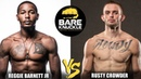 BKFC 5 Barnett vs Crowder Lightweight Quarter Finals