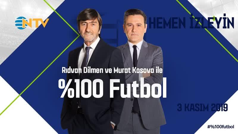 % 100 Futbol İstikbal Mobilya Kayserispor Fenerbahçe 3 Kasım 2019