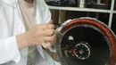 Ручная намотка статора мотор колеса l Асинхронный двигатель Дуюнова