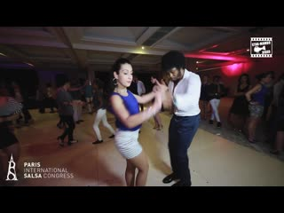 Terry SalsAlianza & Amely - PARIS INTL SALSA CONGRESS 2018
