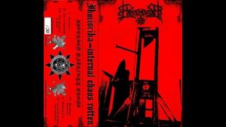 Ihmisviha - Internal Chaos Rotten (2017) MEX Chaotic Raw Black Metal [Inversed Hatefull Prods]