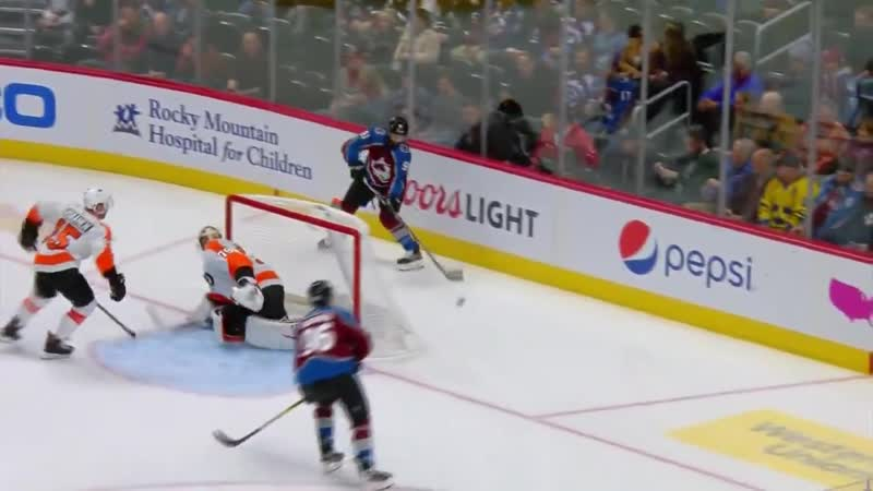 COL 3:0 - We are so blessed to watch the Big Moose play. - - GoAvsGo