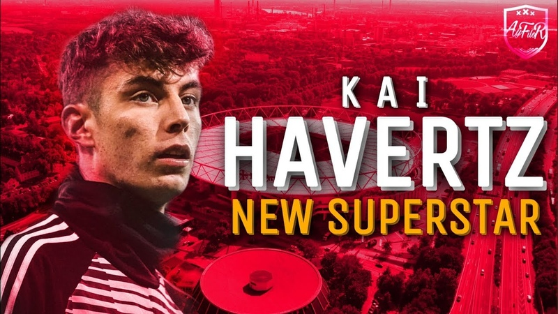 Kai Havertz 2019 • New Superstar • Crazy Skills, Goals Assists for Bayer Leverkusen (HD)