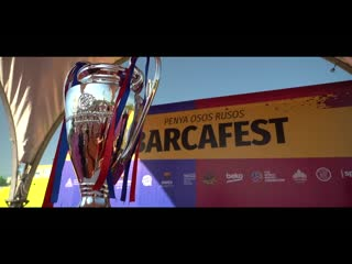 Osos rusos barca fest video