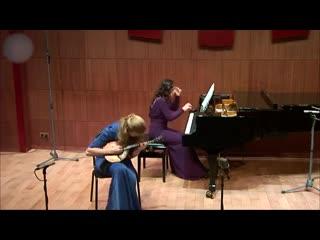 Екатерина Мочалова. Д. Шостакович. Бурлеска. Финал концерта для скрипки с оркестром
