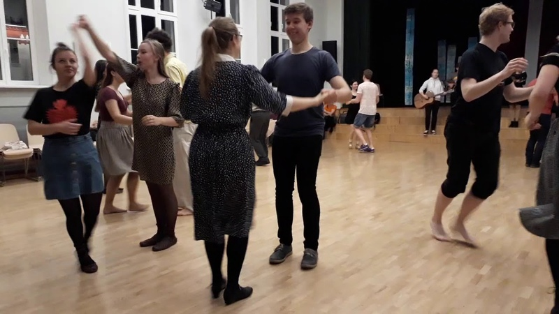 Doncot gōju ar meitom (Шёл танцевать с девчатами, Латгалия) - Baltijas Danču Naktis 2019 (22.11.19)