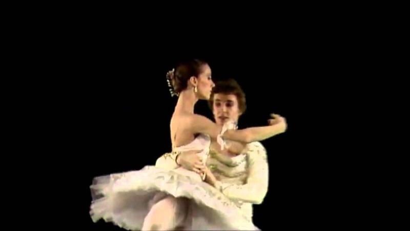 Sylvie Guillem - Grand Pas Classique