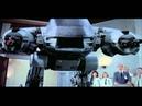 Robocop VS Terminator Micro Chip League New York Razormaid DJ Rob Edit
