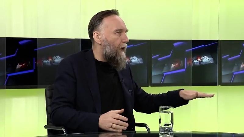 Александр Дугин: следующий этап неолиберализма — свобода от человека в сторону трансгуманизма