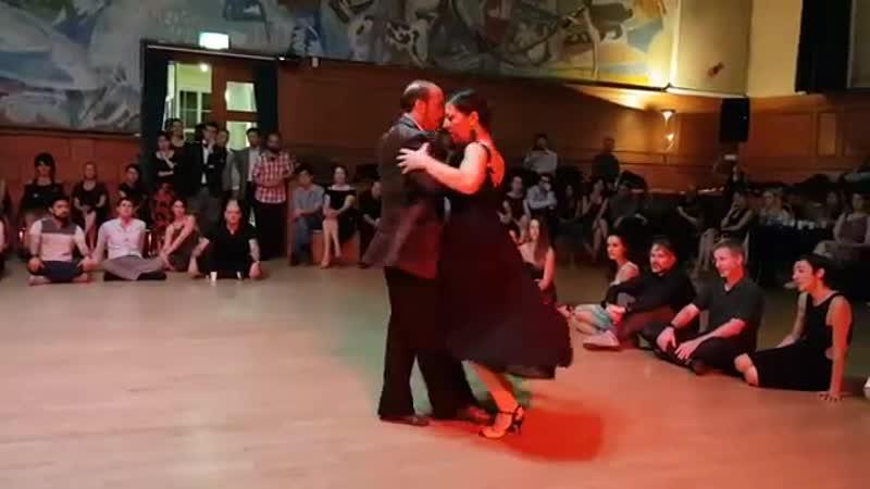 Analia Vega Marcelo Varela 22 @ Tango Etnia, London 2019