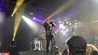 Hocico - Intro +  Dark Sunday - live -  Amphi-Festival/Köln