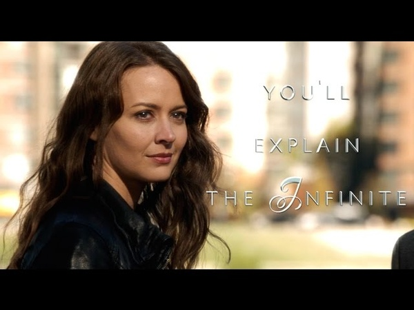 Root and Shaw || You'll explain the infinite.