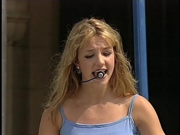 Britney Spears - Sometimes (Unedited) @ Disney Summer Jam Concert 1999 [Digital]