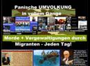 Panische UM VO LK UNG in vollem Gange - Wake News Radio TV 20190716