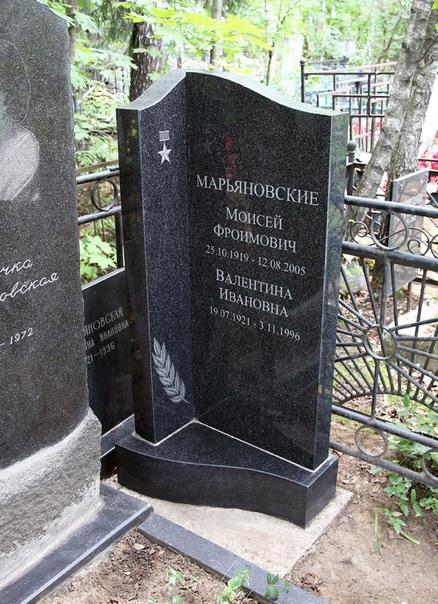 Герой Советского Союза Марьяновский М.Ф., изображение №5