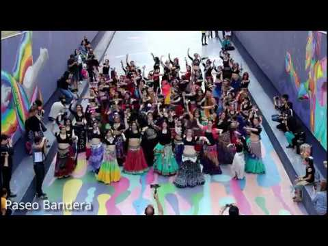 ATS Flash Mob World Wide 2019 SANTIAGO Chile