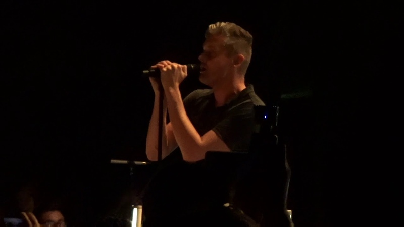 Keane - concert - [BEST AUDIO] -Cause and Effect Tour - live - The Roxy -West Hollywood CA - 8/12/19