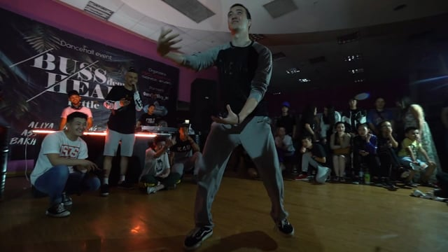 ADIK VS ELEU | 1/2 ALL STYLES | BUSS DEM HEAD BATTLE VOL.2