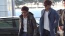 Lee Min Ho 20140214 Incheon Airport 중국 출국